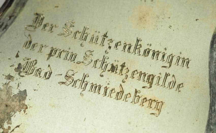 Rifle King's Chain of the Bad-Schmiedeberg Schützengilde. - photo 6