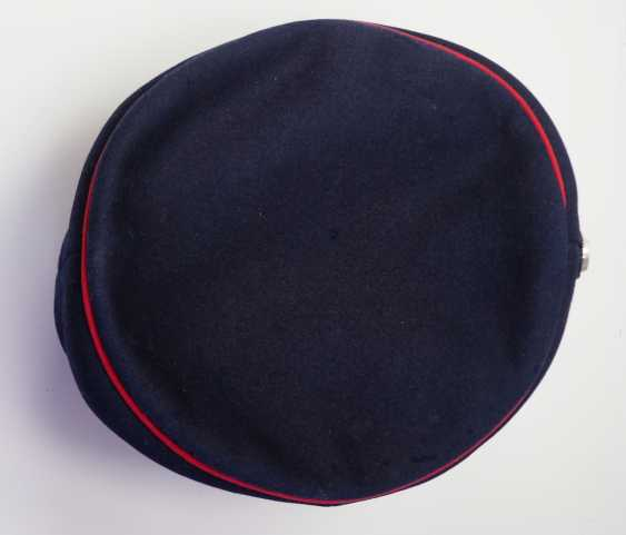 Bavaria: visor cap for officers of the field artillery. - photo 4