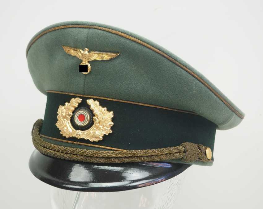 Wehrmacht: cap for generals. - photo 1