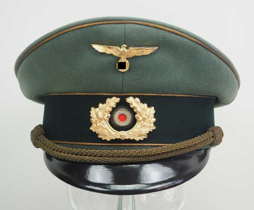 Wehrmacht: cap for generals. - photo 2