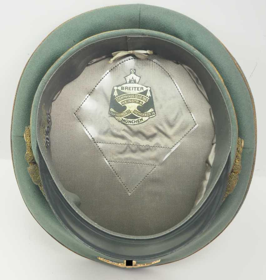 Wehrmacht: cap for generals. - photo 5