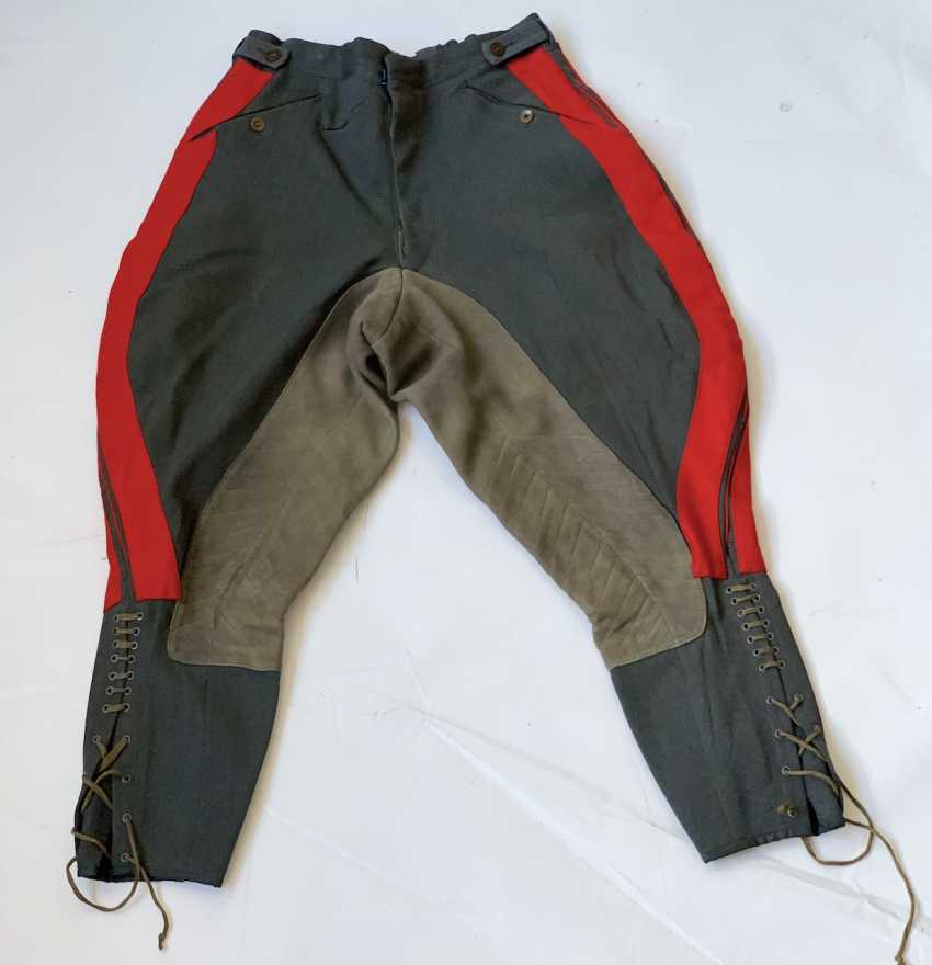 Wehrmacht: trousers for generals. - photo 1