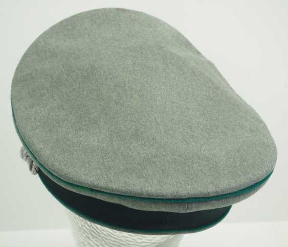 Wehrmacht: peaked cap for officers of the mountain troops. - photo 4