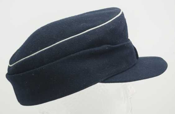 Wehrmacht: M43 field cap for officers of the armored forces. - photo 3