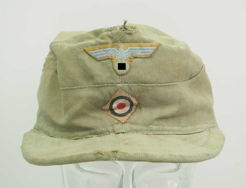 Wehrmacht: M41 tropical field cap, for teams. - photo 2
