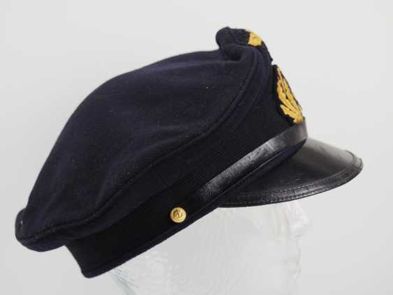 Kriegsmarine: visor cap for portepee sergeants. - photo 3