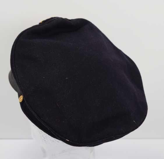 Kriegsmarine: visor cap for portepee sergeants. - photo 4