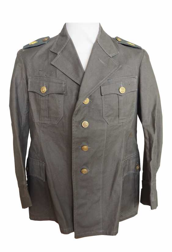 Kriegsmarine: Uniform jacket for crews of the coastal artillery. - photo 1