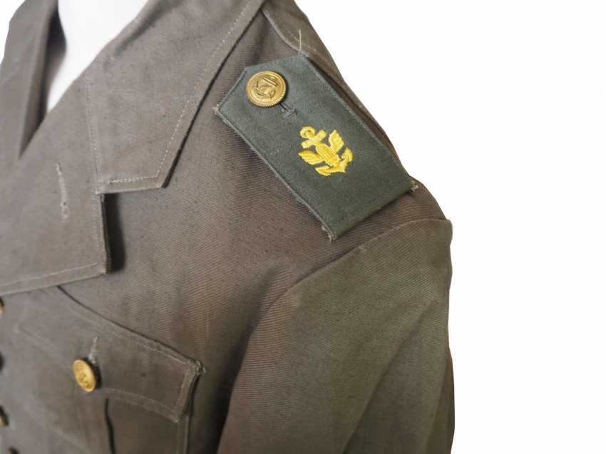 Kriegsmarine: Uniform jacket for crews of the coastal artillery. - photo 2