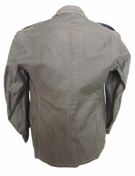 Kriegsmarine: Uniform jacket for crews of the coastal artillery. - photo 3