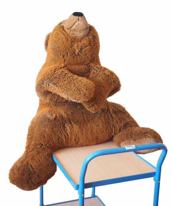 Steiff - Großer Teddybär. - photo 3