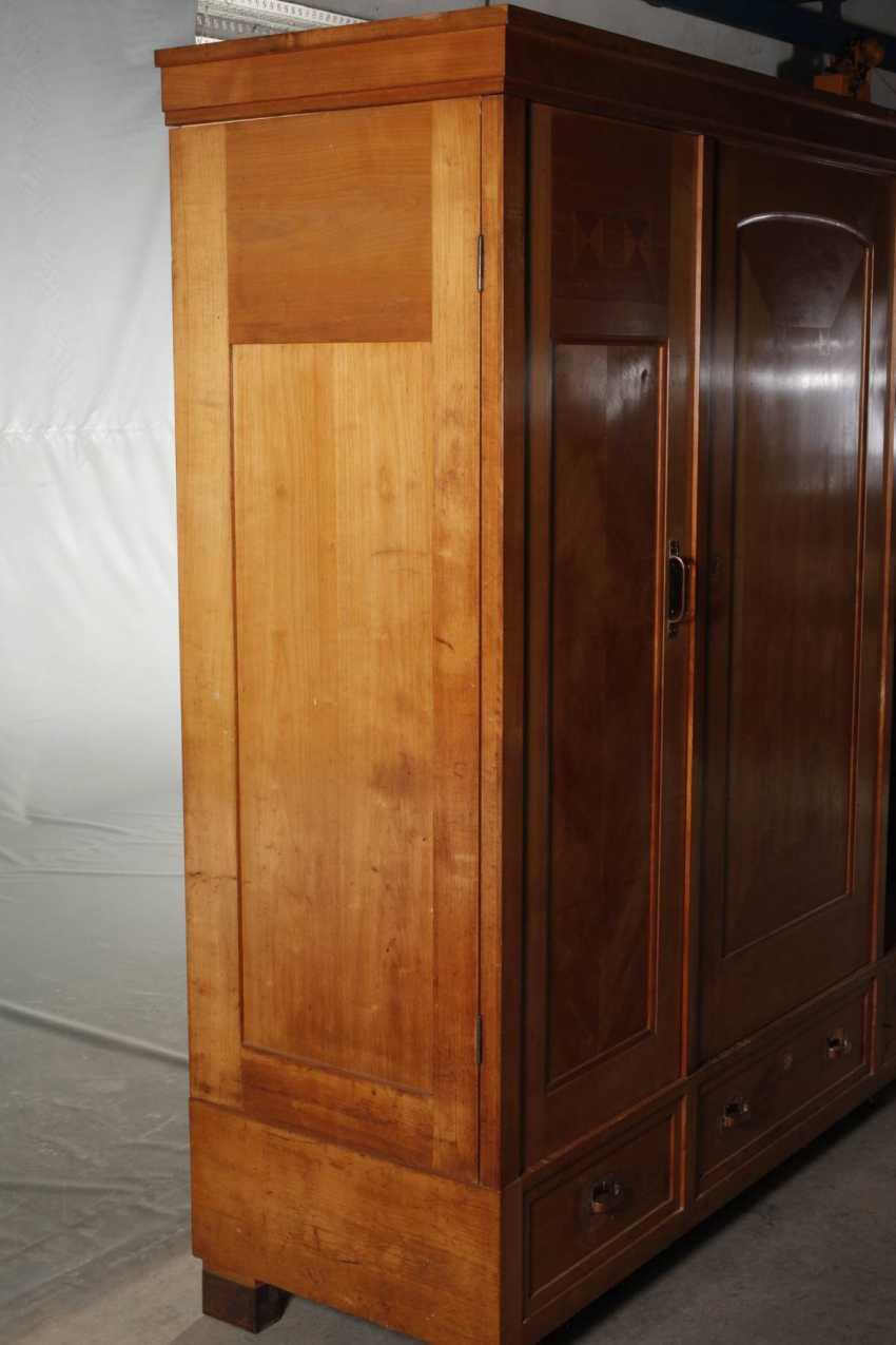 Schlafzimmer Jugendstil - los 3015
