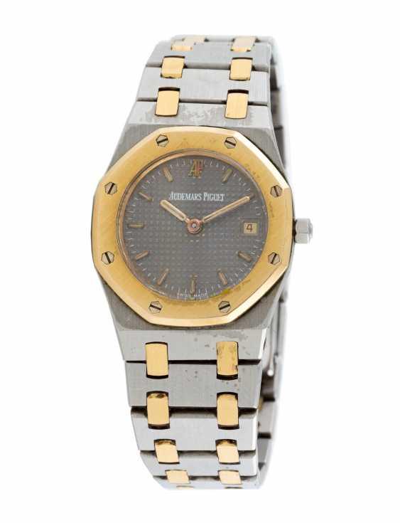 Audemars Piguet Royal Oak Chandelier diamond set watch