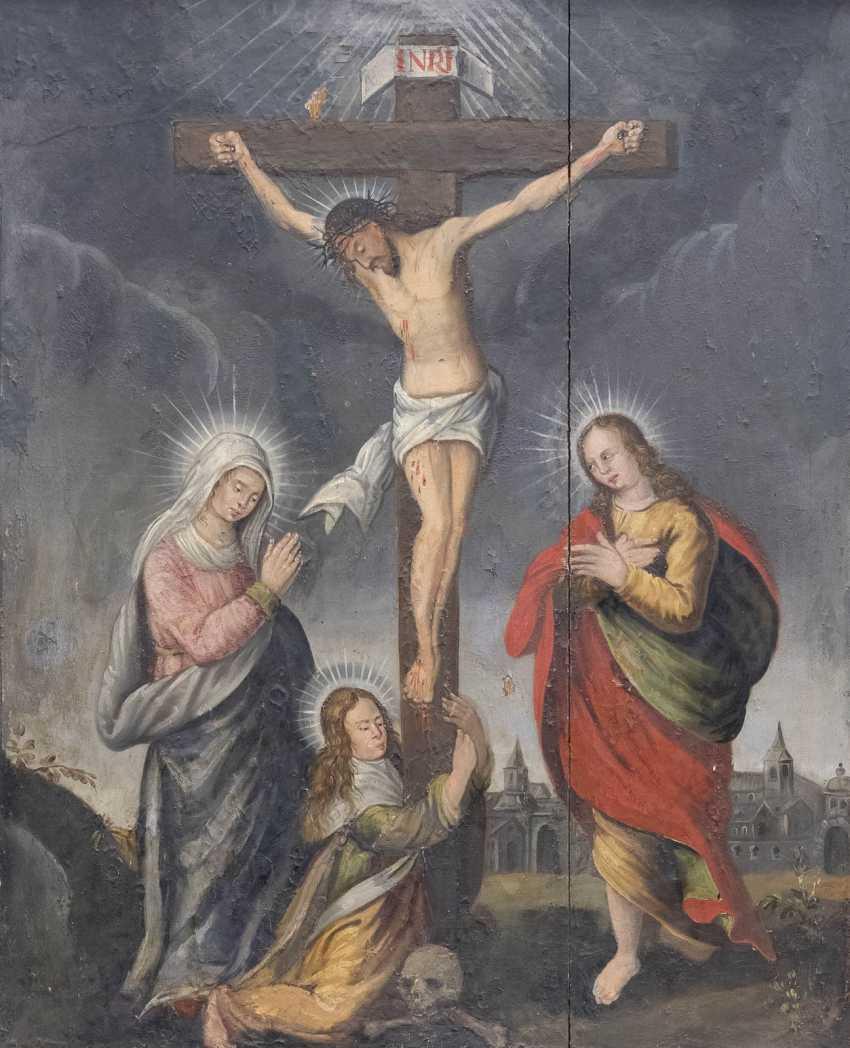 Christ's crucifixion - photo 1