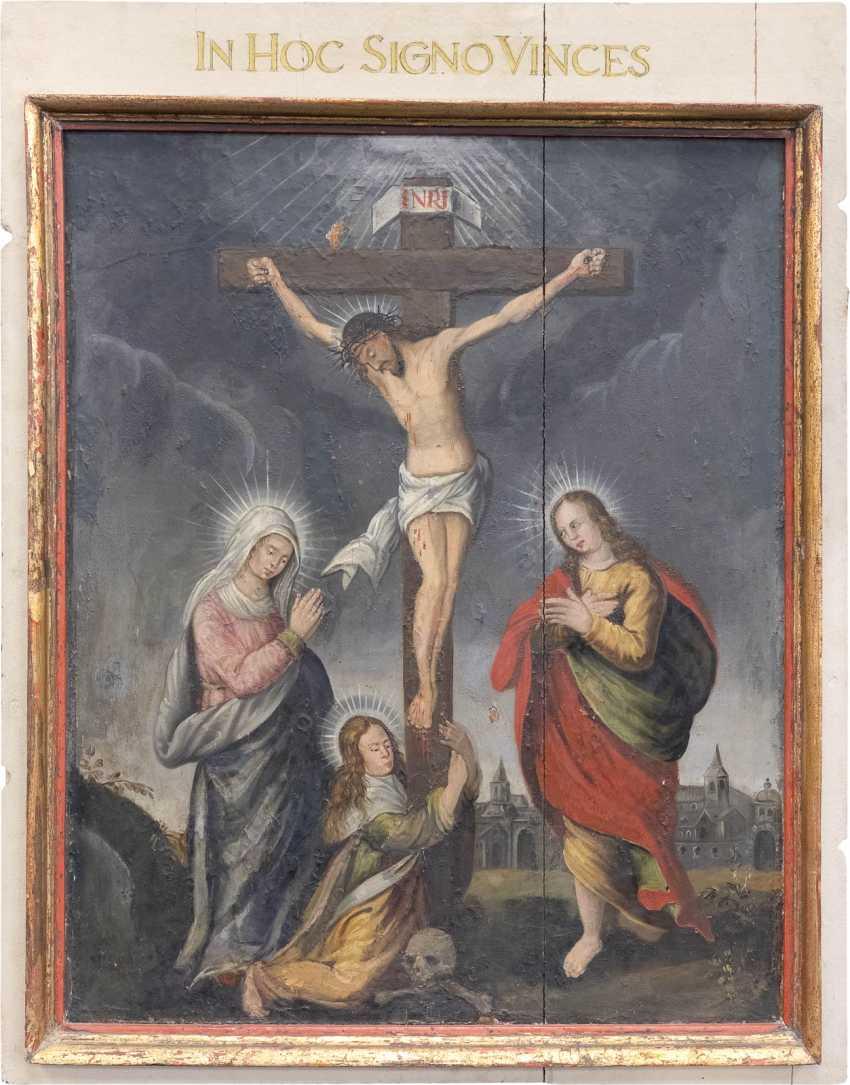 Christ's crucifixion - photo 2