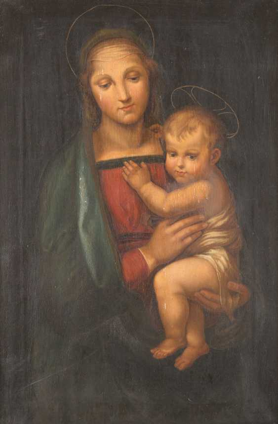 Madonna of the Grand Duke - photo 1