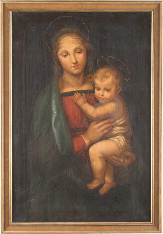 Madonna of the Grand Duke - photo 2