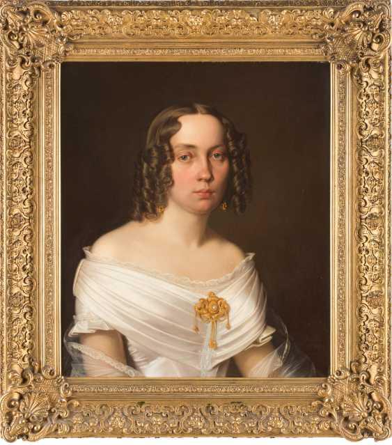 Portrait of a noble lady - photo 2
