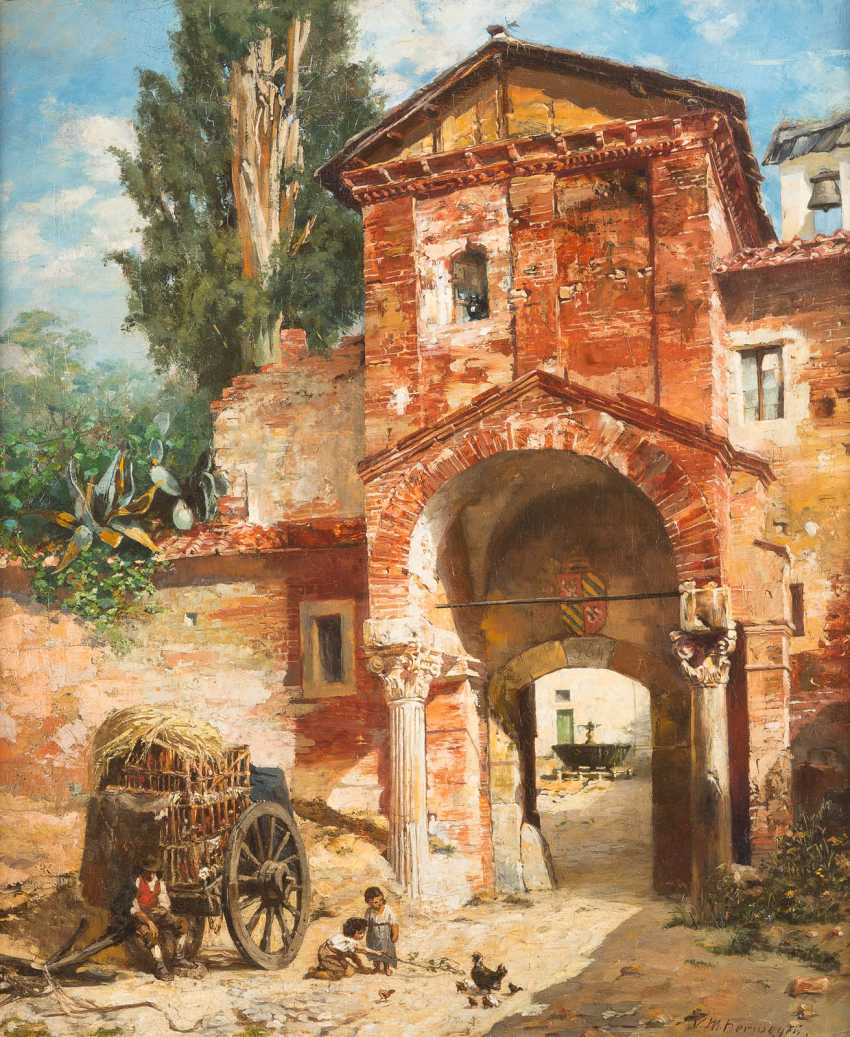City Gate In Southern Countryside - photo 1