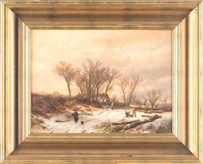 Winter landscape - photo 2