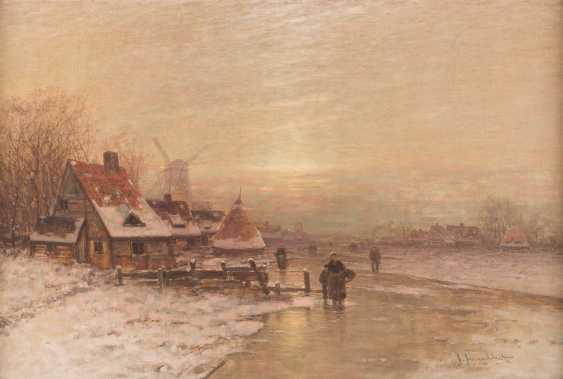 Winterabend - photo 1
