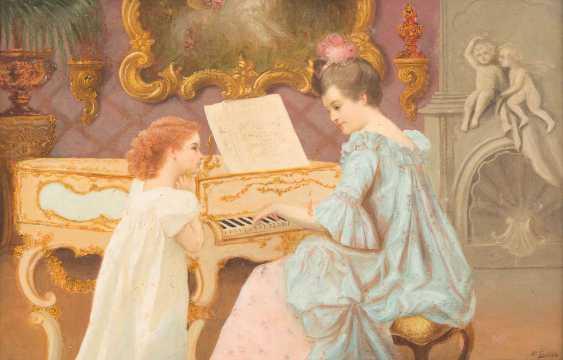The piano lesson - photo 1