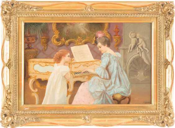 The piano lesson - photo 2