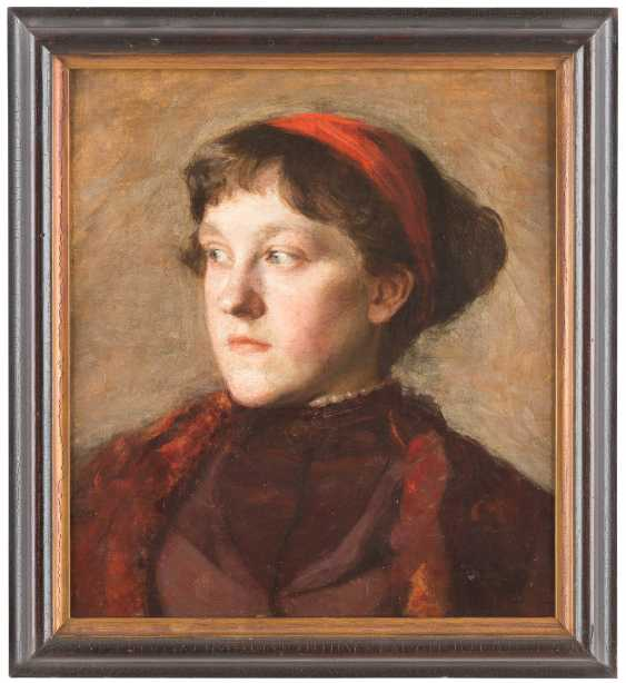 Portrait of a lady - photo 2