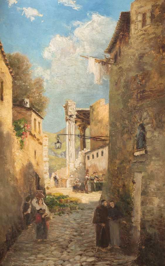 View Of An Italian Town - photo 1