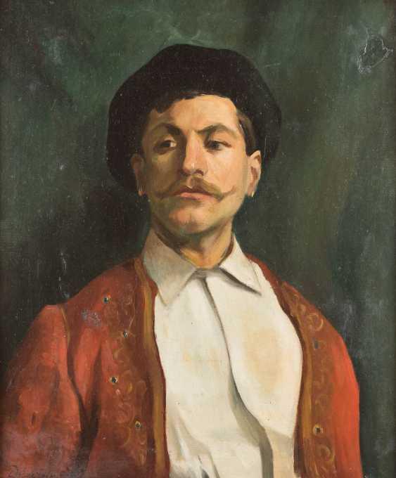 Portrait of a gentleman - photo 1