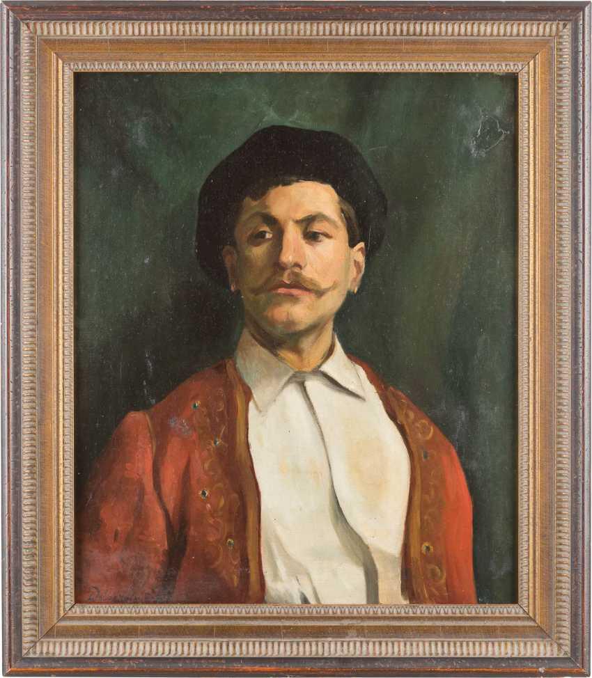 Portrait of a gentleman - photo 2