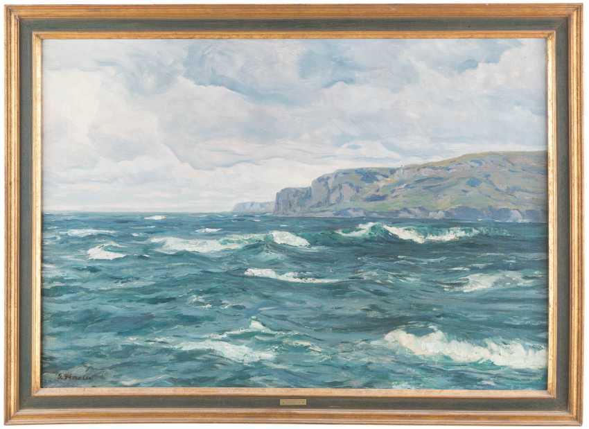 North Sea coast - photo 2