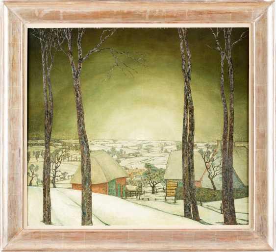 Winterlandschaft, Um 1926 - photo 2