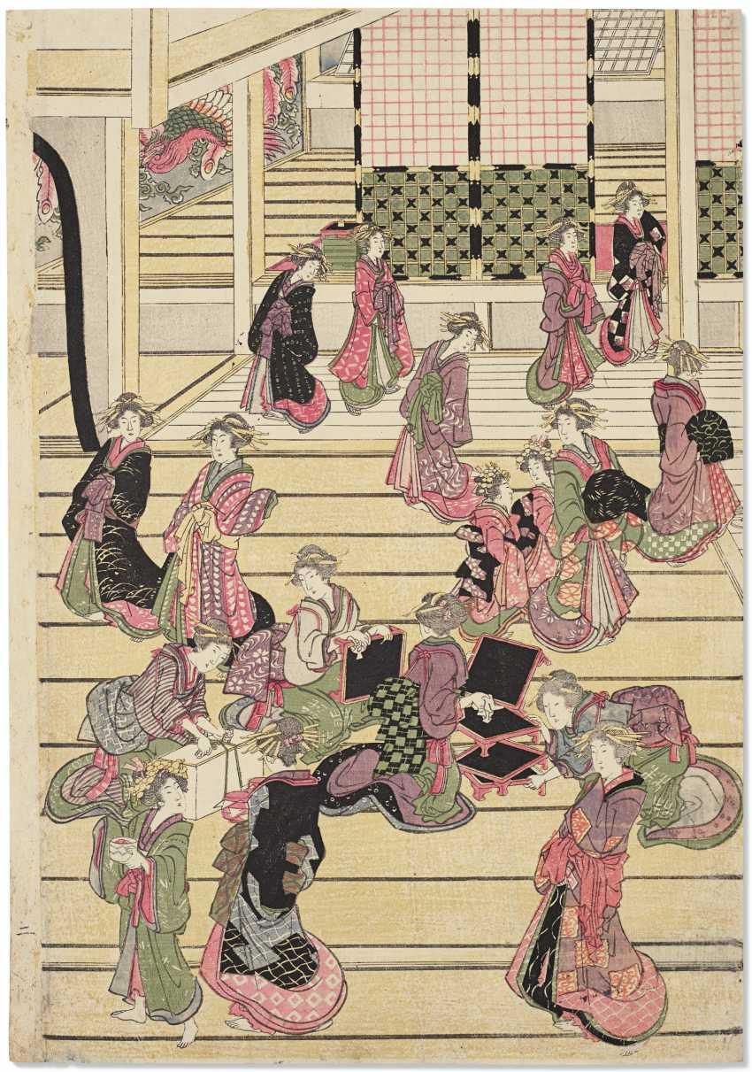 KATSUSHIKA HOKUSAI (1760-1849) - photo 2