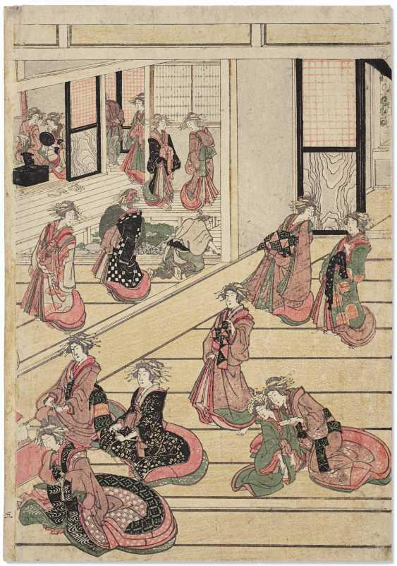 KATSUSHIKA HOKUSAI (1760-1849) - photo 3
