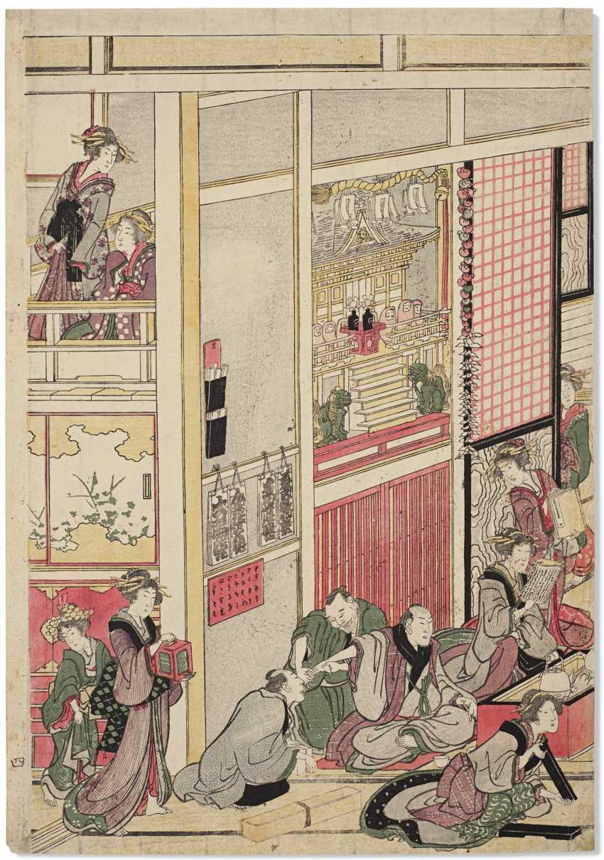 KATSUSHIKA HOKUSAI (1760-1849) - photo 4