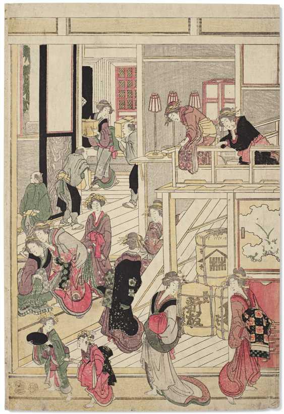 KATSUSHIKA HOKUSAI (1760-1849) - photo 5