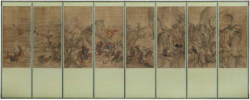 CIRCLE OF KIM HONGDO (1745-1806) - photo 1