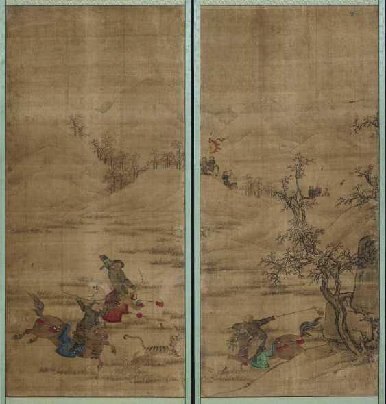 CIRCLE OF KIM HONGDO (1745-1806) - photo 2