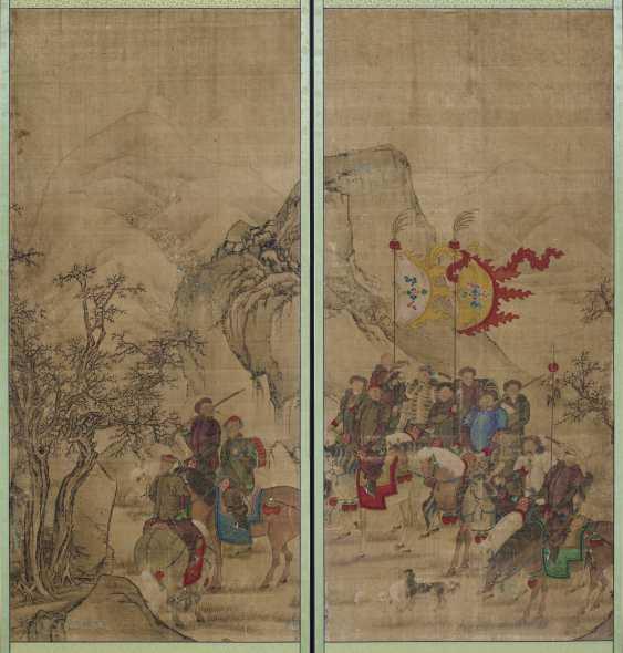 CIRCLE OF KIM HONGDO (1745-1806) - photo 3