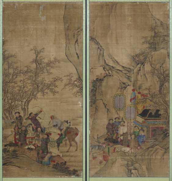 CIRCLE OF KIM HONGDO (1745-1806) - photo 4
