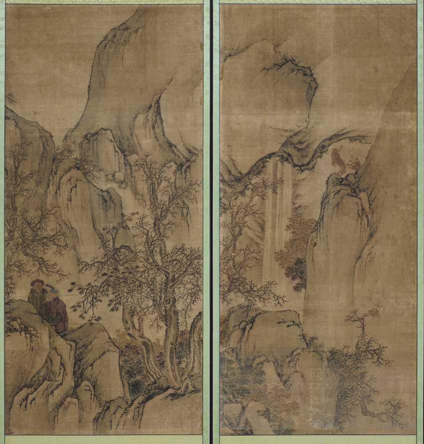 CIRCLE OF KIM HONGDO (1745-1806) - photo 5