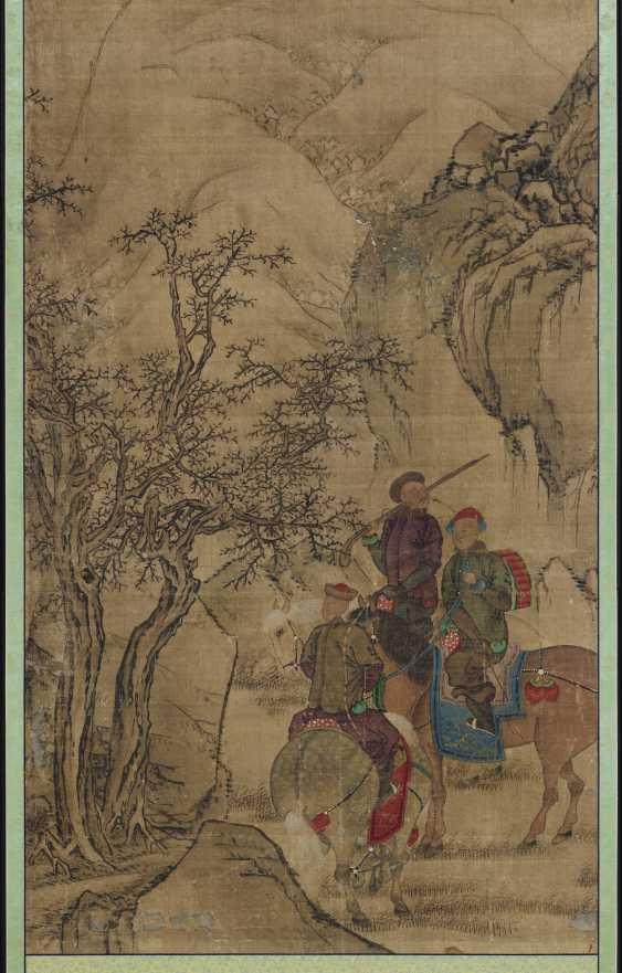 CIRCLE OF KIM HONGDO (1745-1806) - photo 8