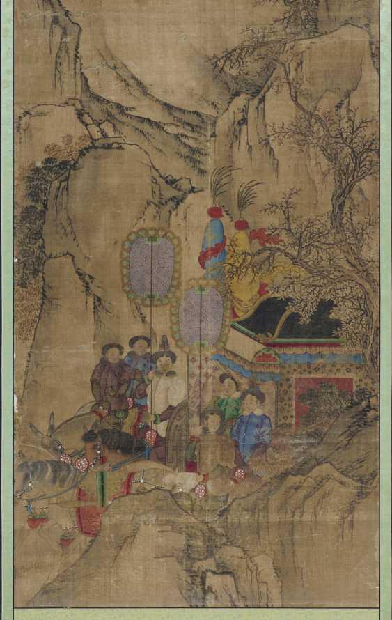 CIRCLE OF KIM HONGDO (1745-1806) - photo 11