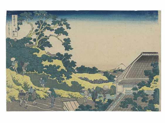 KATSUSHIKA HOKUSAI (1760-1849) - Foto 1