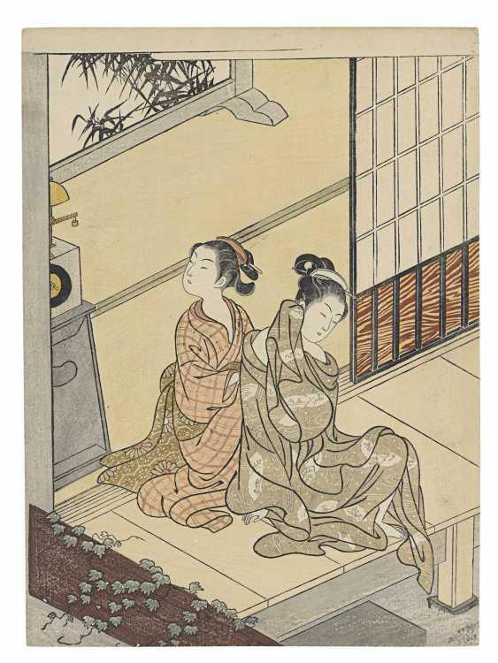 SUZUKI HARUNOBU (1725-1770) - photo 1