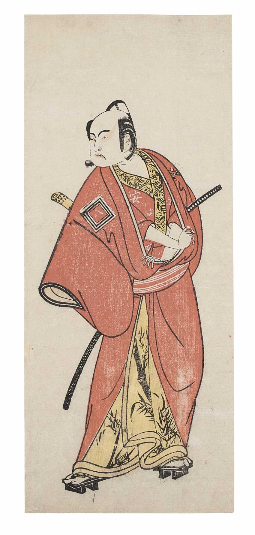 KATSUKAWA SHUNSHO (1726-1792) - photo 2