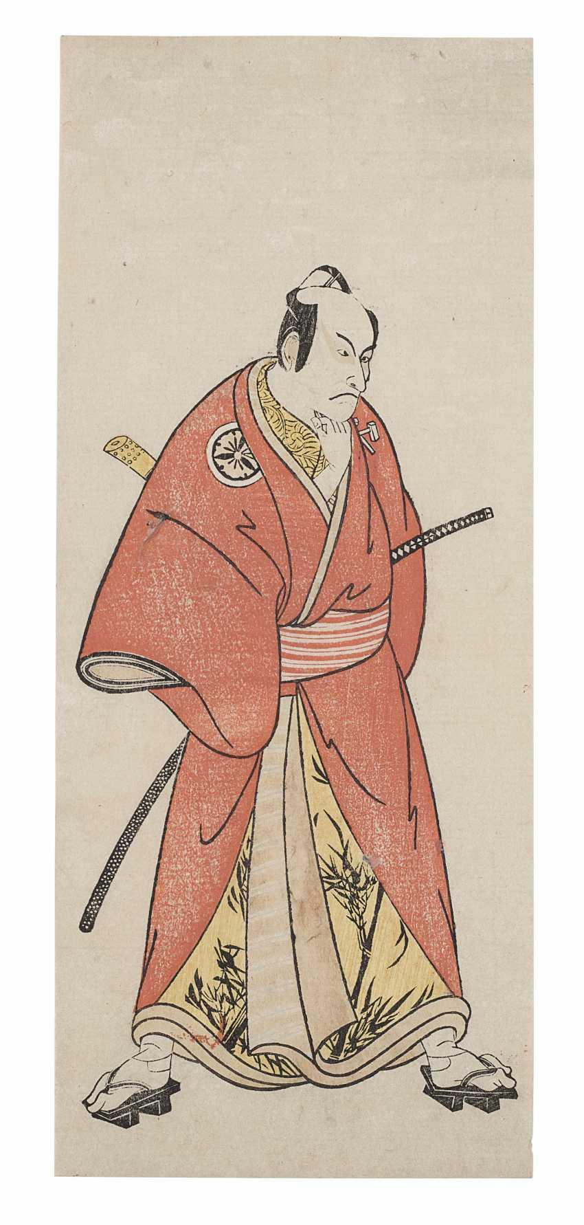 KATSUKAWA SHUNSHO (1726-1792) - photo 3