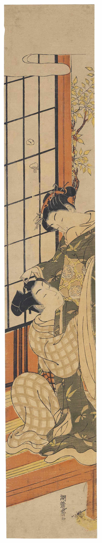 ISODA KORYUSAI (1735-1790) - photo 1