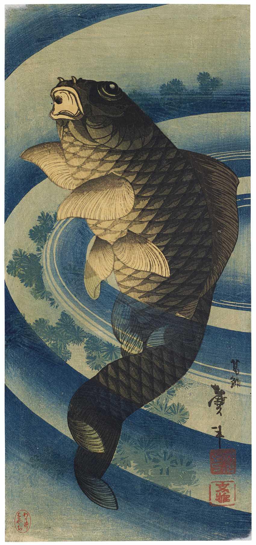KATSUSHIKA TAITO II (ACTIVE CIRCA 1810-1853) - photo 1